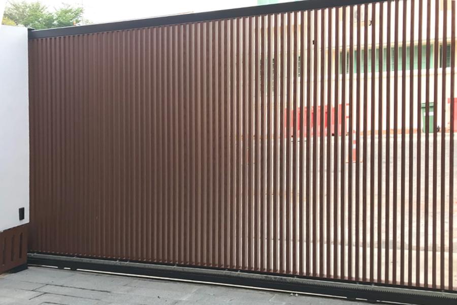 autogate narrow slates