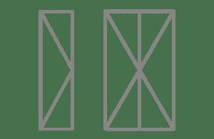 french door configurations